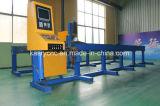 Metallrohr CNC-Plasma-/Flame-Ausschnitt-Bohrung-kerbende Maschine vereinfachen