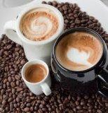 熱いコーヒーのための熱い非瞬間の酪農場のクリーム