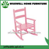 목제 아이의 스핀들 흔들 의자 (W-G-C1089)