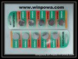 Heiße Lithium-Batterie der Verkaufs-Auto-Warnungs-3V (CR2025)