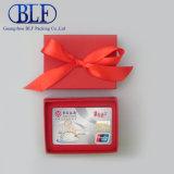 Caixa de cartão de presente / caixa de presente para cartão