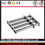 Постоянный сепаратор решетки/решетки/решетки магнитный для керамики, перевозчика утюга