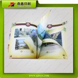 Brochure de papier de produits faits sur commande d'impression offset