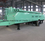 Bohai 600-300の金属の構築機械