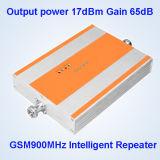 Impulsionador móvel do sinal GSM900, impulsionador móvel /Amplifier do sinal do telefone de pilha