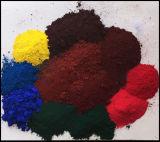 Самый лучший красный цвет 130 окиси утюга цены 95% для резиновый плиток/цемента/кирпича/бетона/Paver