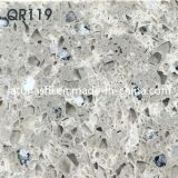 Floor/Wall/Backplashのための磨かれたArtificial Quartz Faux Stone Tile