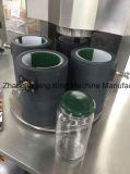 Máquina que capsula del vacío del tarro de la botella de cristal