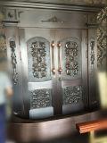 Eben Entwurfs-hochwertige kupferne Tür