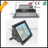 Indicatori luminosi di inondazione neri dell'edilizia dell'alloggiamento LED