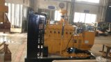 Centrale elettrica di elettricità per il gruppo elettrogeno del biogas del materiale di riporto del rifiuti urbani 500kw