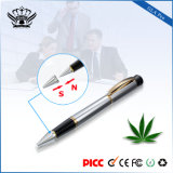 penna portatile di Vape degli oli di Ecigs di vetro 510 di stile di affari 180mAh
