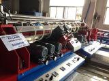 Skde-4020AのセリウムHorizontal Flat Glass Double Edging Machine