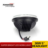 5inch Hi/Low Beam Sealed Headlight LED Driving Light (SM6054-36W)