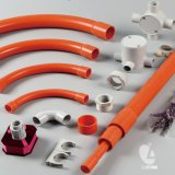 PVC 물결 모양 유연한 관 MD HD
