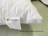 Cuscino ricamato 100% del tessuto di cotone