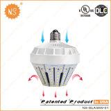 UL Dlc 360 정도 E40/E27 30W LED 태양 정원 램프