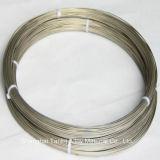 直径0.5mm 25人のSWGプラチナワイヤーロジウム熱電対ワイヤー(タイプSP/SN)