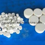 Tabletas efervescentes del dióxido de clorina