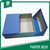 Caja plegable de papel de lujo personalizado