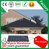 Modèle de toit de mode en vente chaude de Chambre plate au Nigéria Afrique