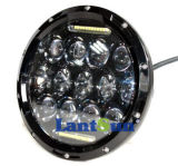 "7 "" Ronde 75W LED Headlight voor Jeep Wrangler"