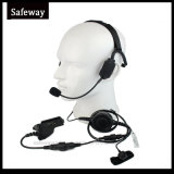 Militärknochen-Übertragungs-taktischer Kopfhörer für Ht1000