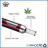 Modèle électronique d'Ecig de cigarette E de groupe de copain de cigarette en verre d'Ibuddy Gla 350mAh