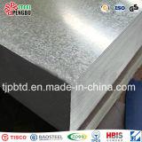 JIS G3302/En10142/ASTM A653 laminato a freddo la bobina d'acciaio galvanizzata