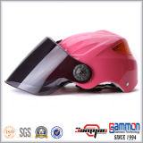 Helm van de Zomer van de Motorfiets van het Gezicht van de manier de Halve met Achterlicht (HF319)
