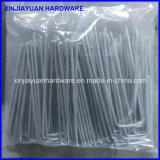 /Galvanized明白なUのタイプ金属の芝地のステープルの庭のステープルの工場価格