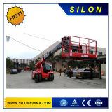 China-Qualität 3.5t Telehandler mit dem teleskopischen Arm mit Haken