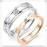 Anillo de la joyería del acero inoxidable de los complementos (SR611)