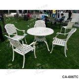 Chaise en aluminium moulé en aluminium, meubles extérieurs, Ca-686