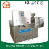 Marisco semiautomático da galinha das microplaquetas e alimento da frigideira da carne que frita a máquina