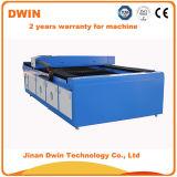 CCD 100Wの二酸化炭素レーザーの切断の布か革またはファブリックまたは衣服の1325年の販売