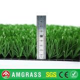 Трава красивейшего парка краткости зеленого цвета весны искусственная, садовничает зеленый цвет Landscaping искусственная трава