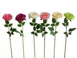 사탕 과자 로즈의 인공 꽃 42cm 구 D70241
