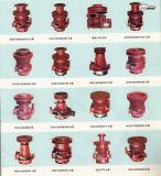 高品質の手段、車およびエンジンの冷却剤の水ポンプ