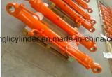 Zylinder-/Hydraulic-Zylinder der Hochkonjunktur-Dh150-7 des Doosan Exkavators