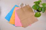 Colorir o logotipo de dobramento da impressão do saco de papel da compra