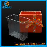 Коробка пластичный упаковывать с материалами высокого качества