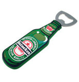 높은 Quality Plastic Promotional Gift 3D Rubber Bottle Opener (BO-006)
