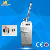 Heiße Schalter Nd YAG des Verkaufs-Q Laser-Tätowierung-Abbau-Maschine mit 1064nm/532nm