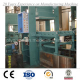Máquina Vulcanizing da imprensa da telha de borracha da fábrica de China