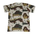 위장 t-셔츠