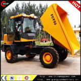 China Fabricante Fcy50 5 Ton Mini Dumper Truck