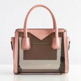 ¡Nuevo! ¡! PVC Designer Handbags del caramelo con Top Quality Cowhide Leather
