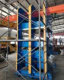 Быстр-Продавать давление гидровлической резиновый плиты вулканизируя с Ce&ISO&SGS