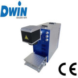 Beweglicher 20W Fiber Steel Metal Laser Engraving Machine